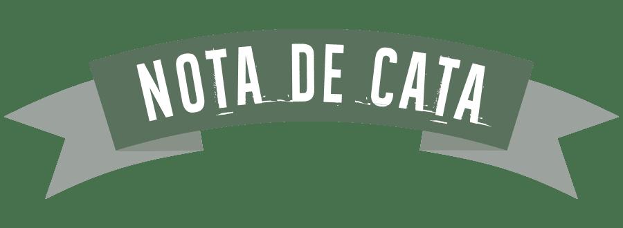 NOTA DE CATA