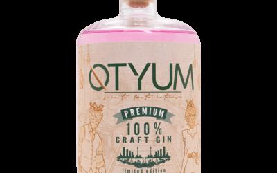 Ginebra OTYUM Premium 100% Craft Gin